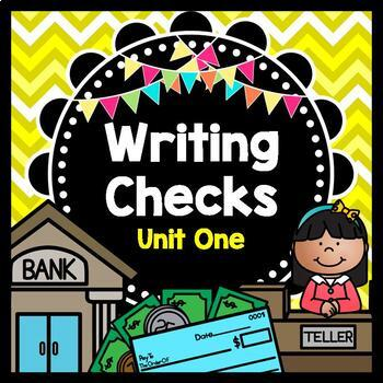 Life Skills Reading, Writing, and Math: How to Write Checks Unit 1