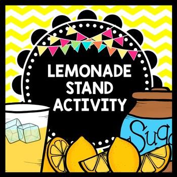 Life Skills Reading Writing and Math: Lemonade Stand - Sum