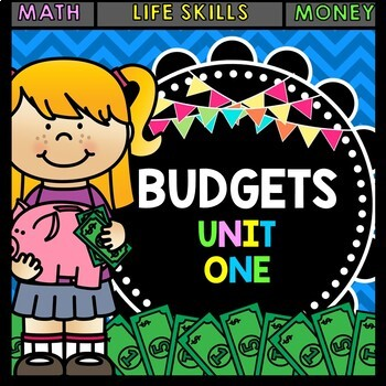 Life Skills Reading and Math: Budgets, Unit 1