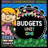 Life Skills Reading and Math: Budgets, Unit 1