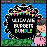 Life Skills Reading and Math: ULTIMATE BUDGETS BUNDLE