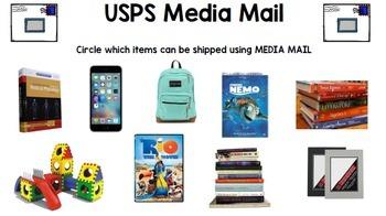 Life Skills Reading and Writing: Addressing Envelopes - Post Office Unit 2