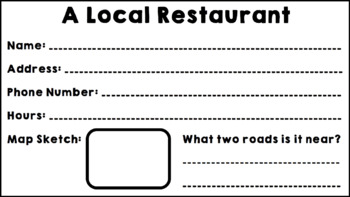 Life Skills Reading and Writing: Google Maps Finding Local Businesses, Unit 4