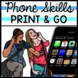 Life Skills Reading and Writing: Phone Skills and Communication