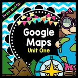 Life Skills Reading and Writing: Using Google Maps, Unit 1