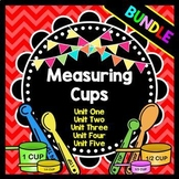 Life Skills - Real World Math - Measuring Cups - Recipes - Cooking - BUNDLE