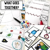 #SpringIntoSped2 What Goes Together Activities for Special Education
