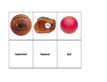 Life Skills: Recreation Items