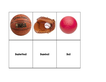 Life Skills: Recreation Items
