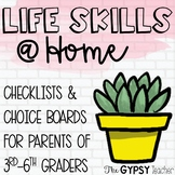 Life Skills Resources for At Home & Distance Learning | Up