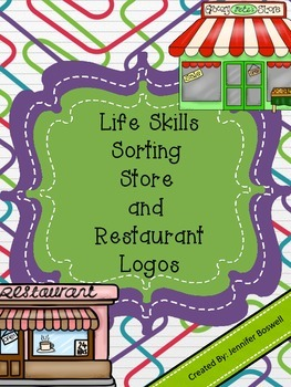 Life Skills Restaurant and Grocery Store sort