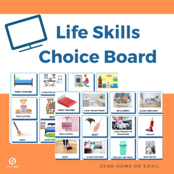 Life Skills Rubrics for Locating Items in a Grocery store using signs