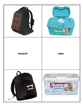 Life Skills: School Supplies