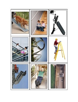 Life Skills: Screws, Wheel/Axels and Inclined Planes
