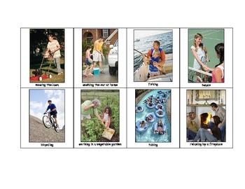 Life Skills: Seasonal Activities