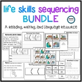 Life Skills Sequencing BUNDLE 1 (sped/autism)