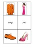Special Education: Shoe to Clothing Match
