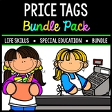 Life Skills - Shopping - Money - Budget - Store Price Tags   Special Education  