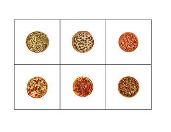 Life Skills: Small, Medium or Large Pizzas