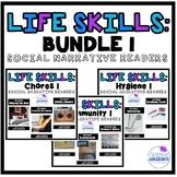 Life Skills Social Narratives Bundle 1