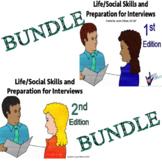 Life Skills / Social Skills for Interviews BUNDLE