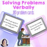 #Oct2019HalfOffSpeech Life Skills Problem Solving Answering Questions Verbally