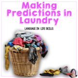 Language in Life Skills Sorting the Laundry Activities and