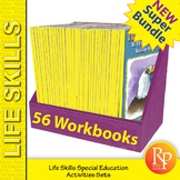 Life Skills Special Education Activities SUPER BUNDLE