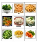 Life Skills Special Education: Sort School Cafeteria Foods