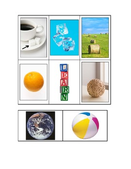 Life Skills: Spheres, Cylinders and Cubes