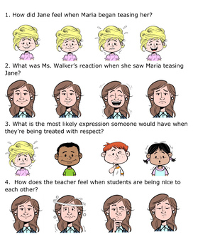 Life Skills - Staying Positive, Respecting Others, Good Manners etc.