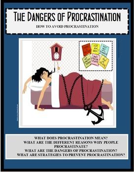 Life Skills - Study Skills - THE DANGERS OF PROCRASTINATION - emergency lessons