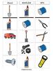 Life Skills Tasks: Garage Clothespin Cards