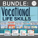 Vocational Life Skills Bundle