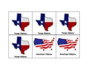 Life Skills: Texas and USA Historical Figures