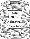 Life Skills Theatre Teaches