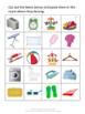 Life Skills:What Belongs Where Classification  Interactive