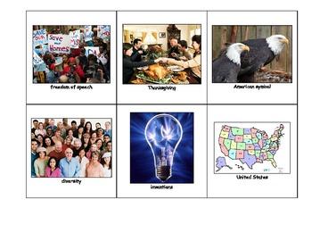 Life Skills: USA Bingo