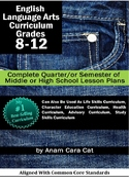 Life Skills Unit | SEL High School Curriculum | Healthy Habits | SEL Unit