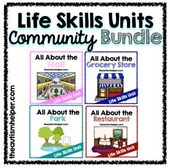 Life Skills Unit BUNDLE {Community Edition}