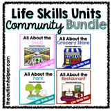 Life Skills Unit BUNDLE {Community Edition}