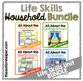 Life Skills Unit BUNDLE {Household Edition}