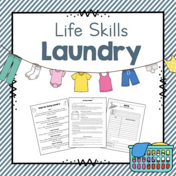 Life Skills Unit: Laundry and Clothing Care