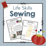 Life Skills Unit: Sewing and Embroidery