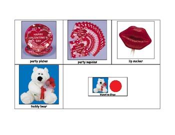 Life Skills: Valentine's Day Bingo