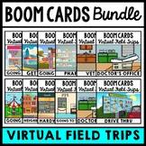 Life Skills - Virtual Field Trip - BUNDLE - BOOM CARDS - C