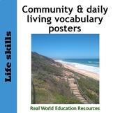 Life Skills Vocabulary