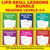 Life Skills Vocabulary Words {Bundle}