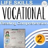 Life Skills Vocational Reading Comprehension II