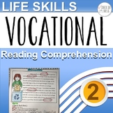 Vocational Skills for Special Education